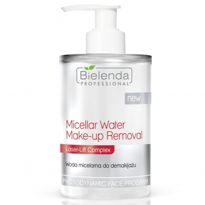 BIELENDA Micelárna voda na odstraňovanie make-upu 300ml