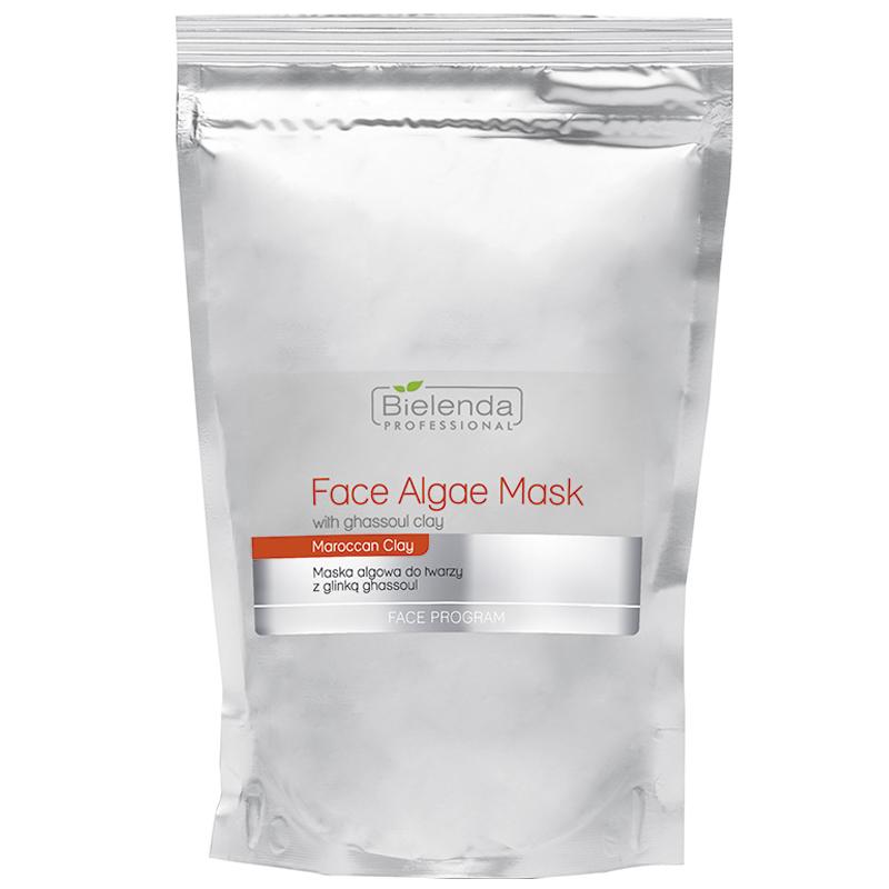 BIELENDA Doplňujúce balenie - Alginátová maska s marockým ílom Ghassoul 190 g