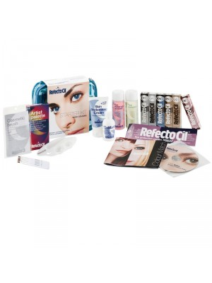 SADA REFECTOCIL STARTER KIT BASIC COLOURS 1