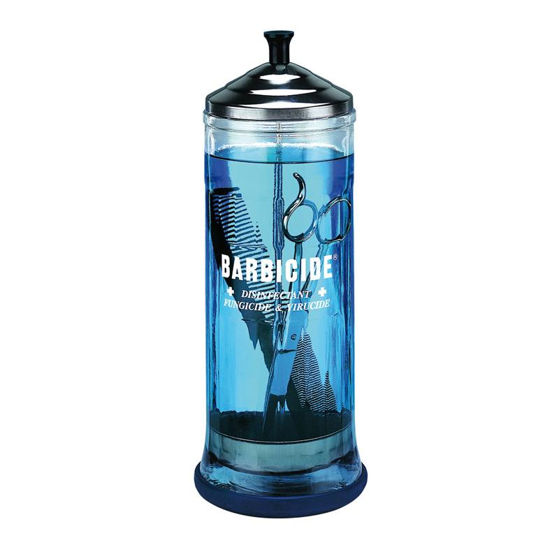 BARBICIDE Sklenená nádoba na dezinfekciu 1100ml