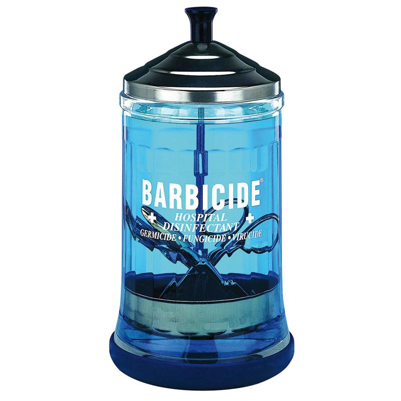BARBICIDE Sklenená nádoba na dezinfekciu 750ml