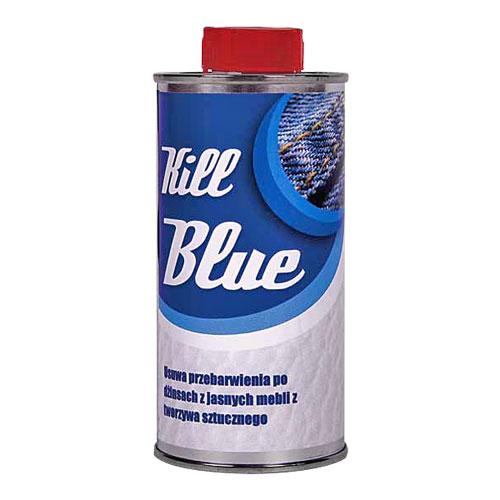 BARBICIDE KILL BLUE Prípravok na odstraňovanie škvŕn po džínsoch z nábytku z umelej kože a plastu 250ml