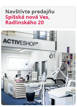 Predajňa Activeshop Slovensko